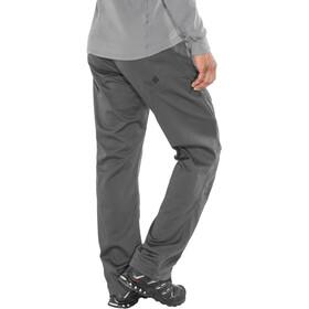 Black Diamond Credo Spodnie Mężczyźni szary